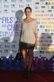 Aura Garrido en la Fiesta del Cine español