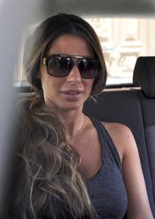 Primera imagen de Elena Tablada tras su separación