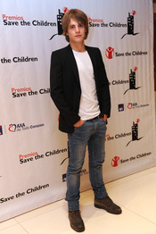 Jaime Olías en los premios Save the children 2011