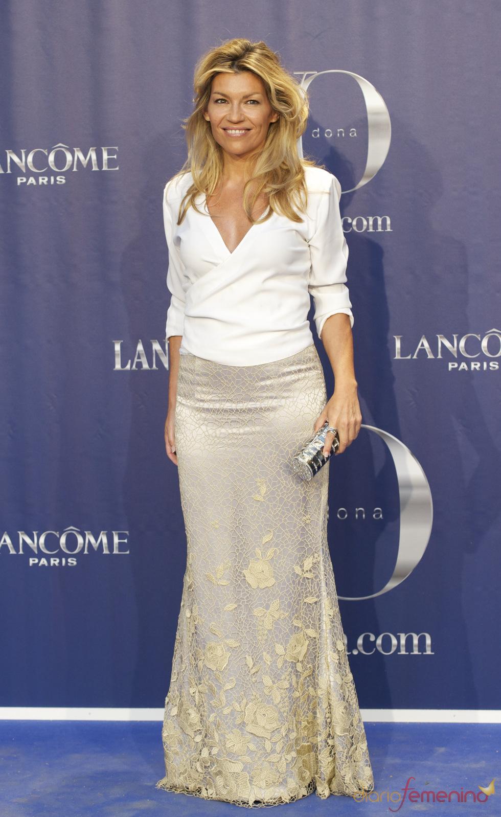 Patricia Rato en los Premios Internacionales Yo Dona 2011