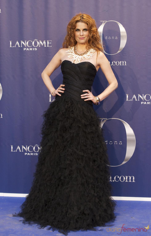 Olivia de Borbón en los Premios Internacionales Yo Dona 2011