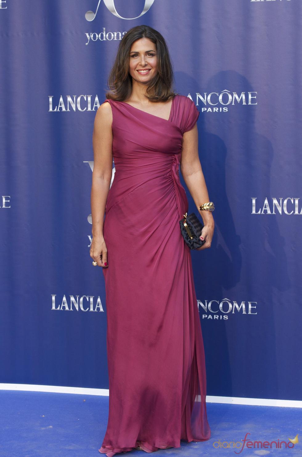 Nuria Roca en los Premios Internacionales Yo Dona 2011