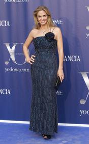 Genoveva Casanova en los Premios Internacionales Yo Dona 2011