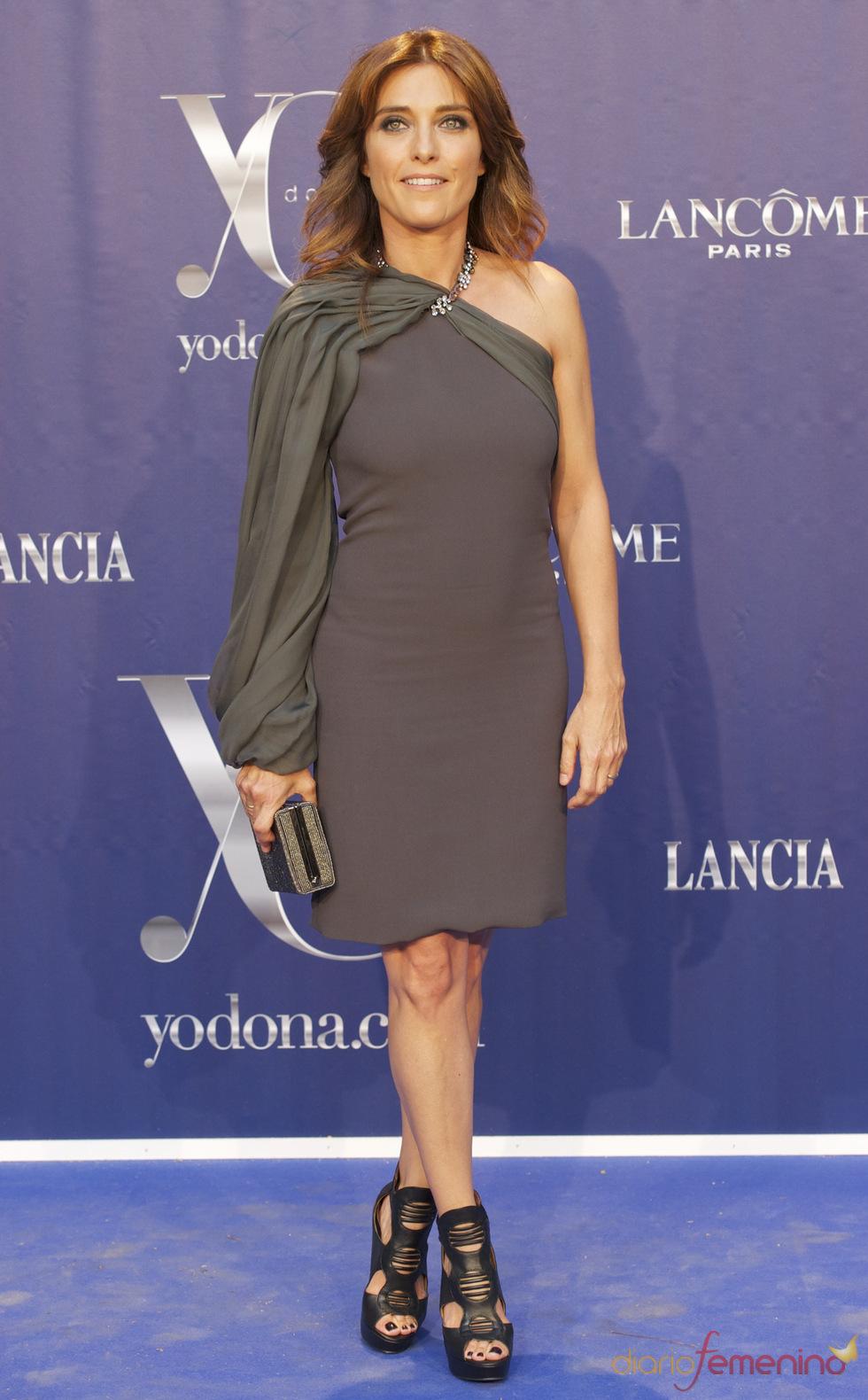 Helena Resano en los Premios Internacionales Yo Dona 2011