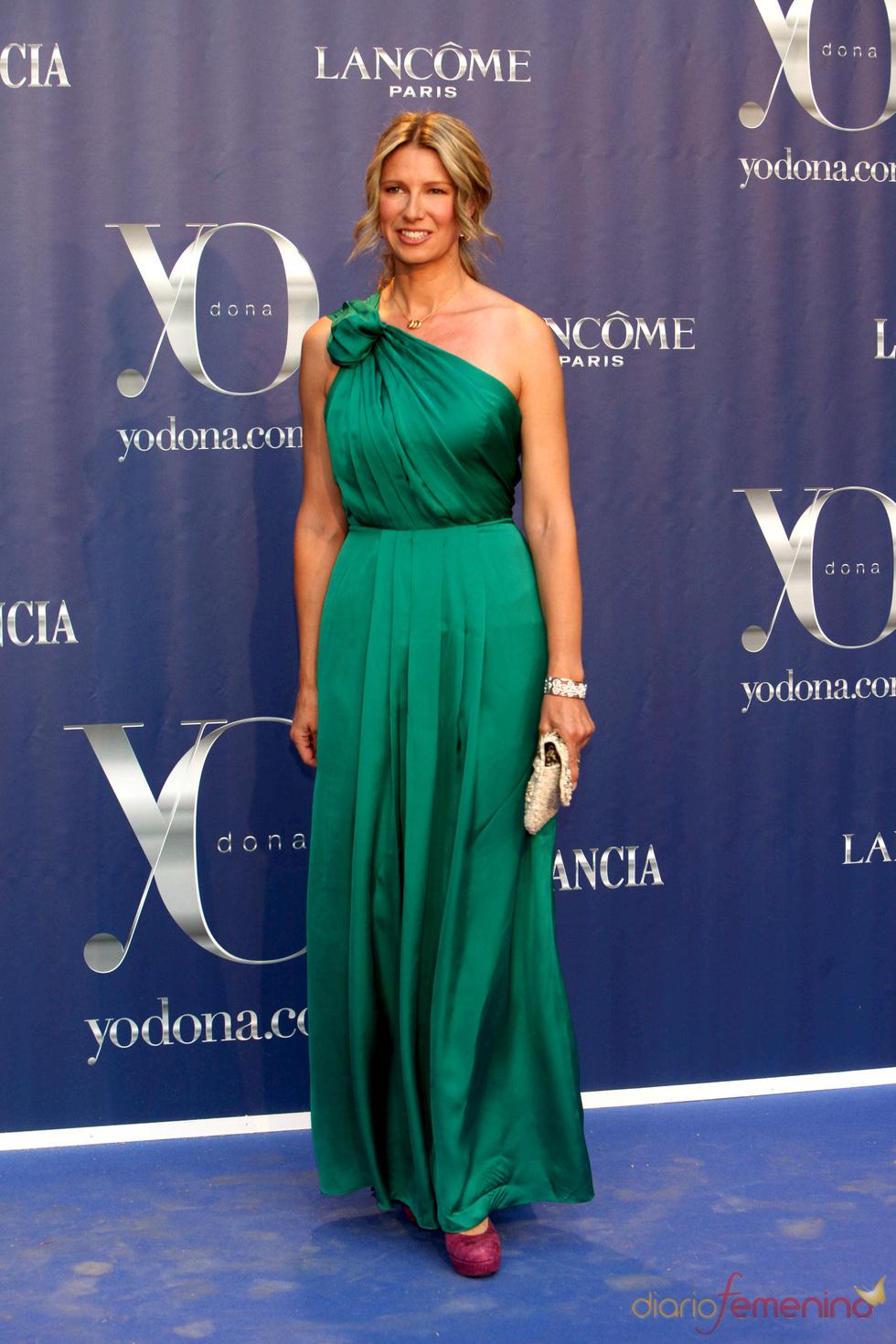 Anne Igartiburu en los Premios Internacionales Yo Dona 2011