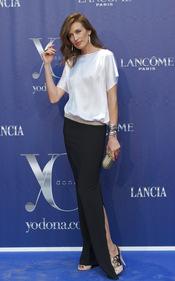 Nieves Álvarez en los Premios Internacionales Yo Dona 2011