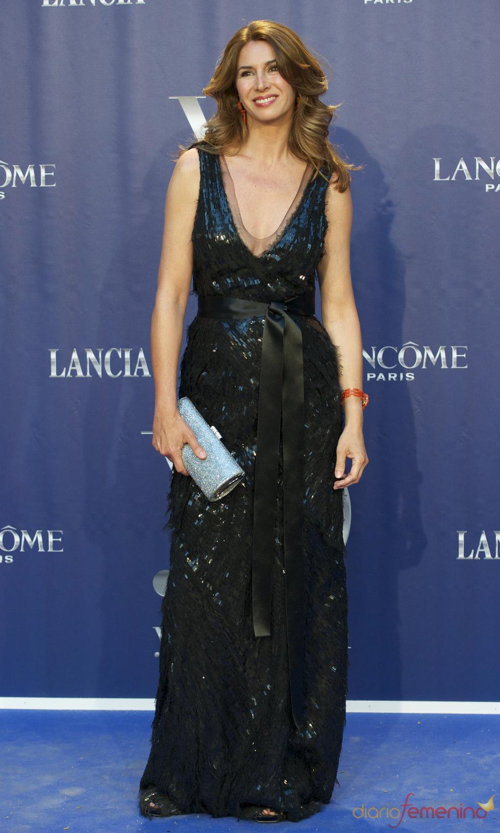 Ana Garcia Sineriz en los Premios Internacionales Yo Dona 2011