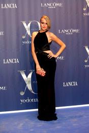 Esmeralda Moya en los Premios Internacionales Yo Dona 2011