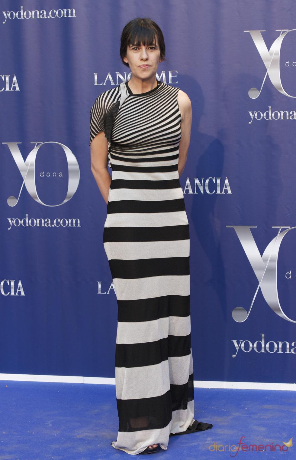 Amaya Arzuaga en los Premios Internacionales Yo Dona 2011