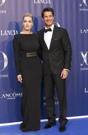 Kate Winslet y Jaime Cantizano en los Premios Internacionales Yo Dona 2011