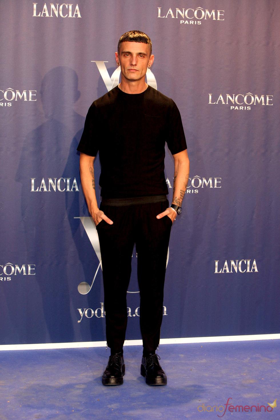 David Delfín en los Premios Internacionales Yo Dona 2011