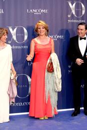 Esperanza Aguirre en los Premios Internacionales Yo Dona 2011