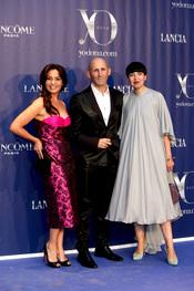 Modesto Lomba en los Premios Internacionales Yo Dona 2011