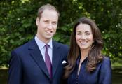 Foto oficial del primer viaje oficial de Kate Middleton y Guillermo de Inglaterra
