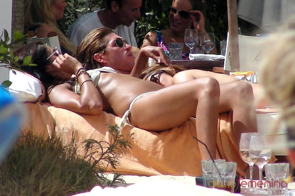 Sergio Ramos disfruta del verano en Marbella