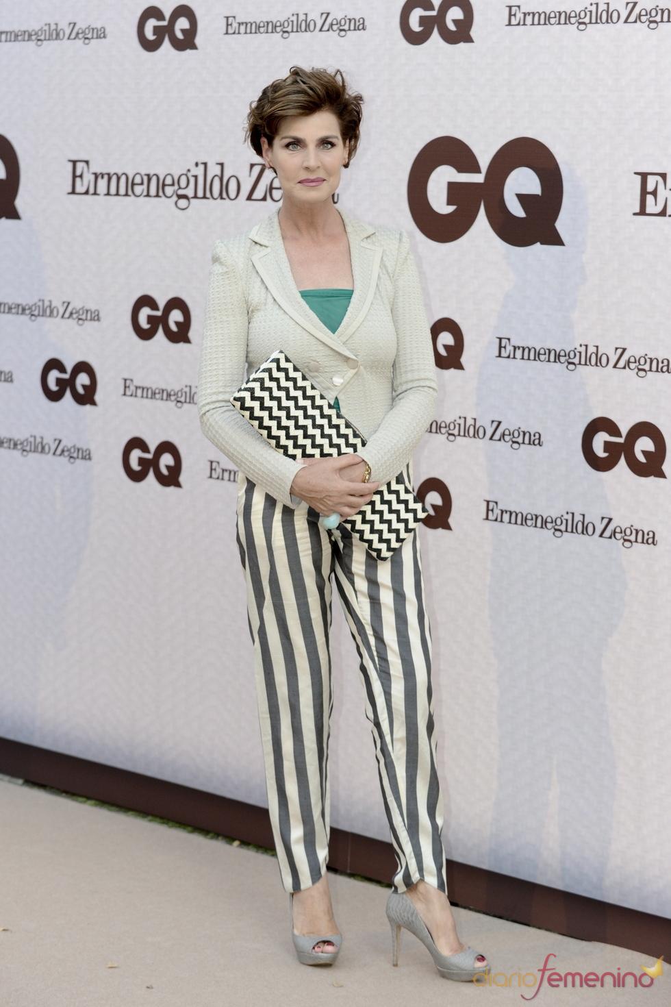 Antonia Dellatte asiste a los Premios GQ a los Hombres más Elegantes 2011
