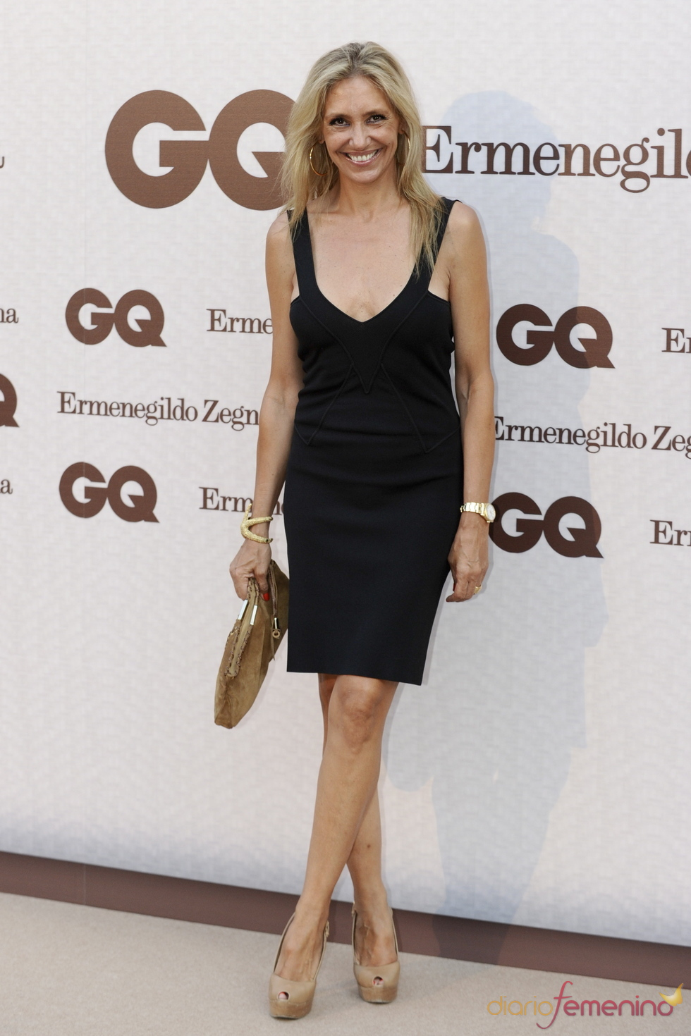 Marta Robles acude a los Premios GQ a los Hombres más Elegantes 2011