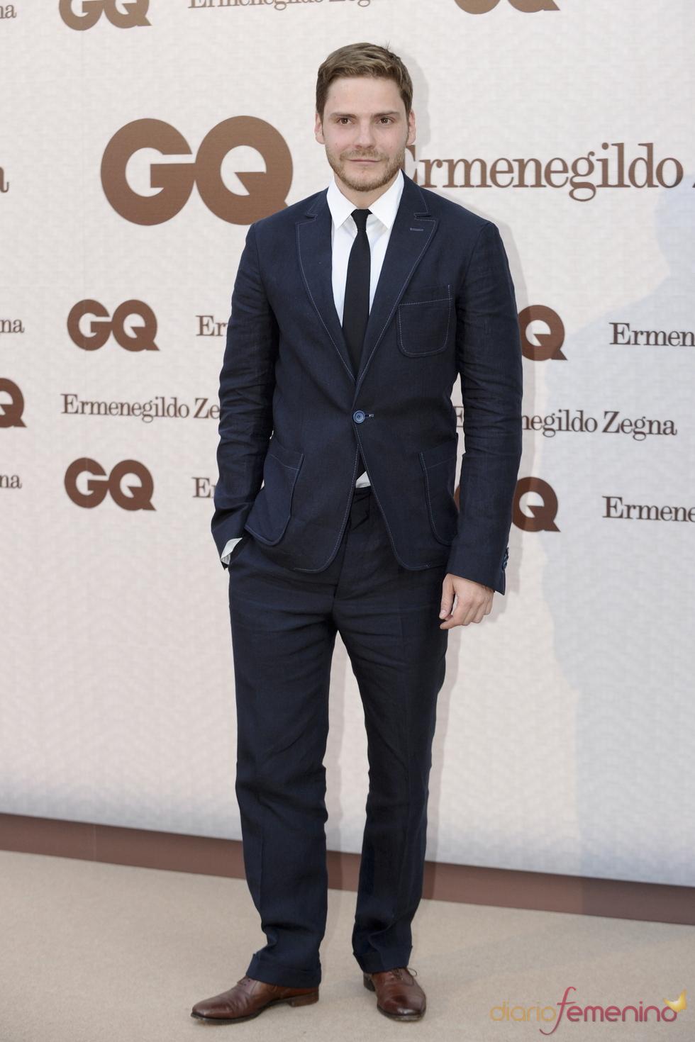 Daniel Bruhl acude a los Premios GQ a los Hombres más Elegantes 2011