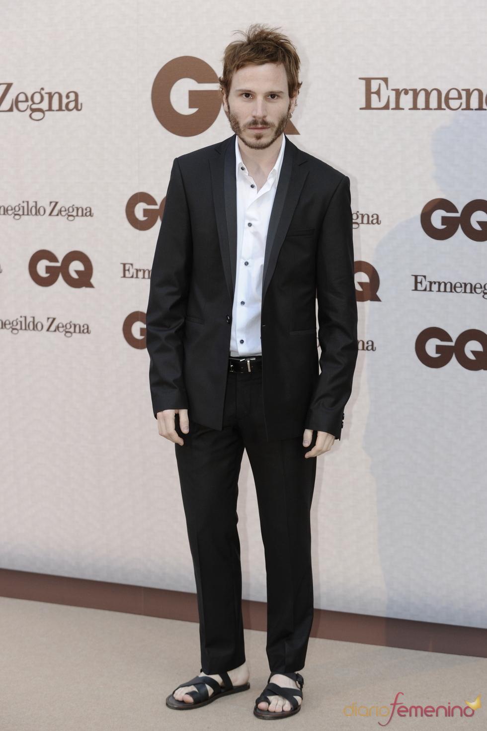 Rubén Ochandiano acude a los Premios GQ a los Hombres más Elegantes 2011