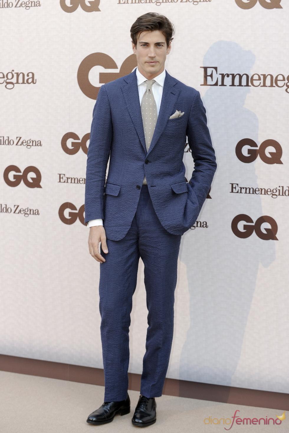 Oriol Elcacho acude a los Premios GQ a los Hombres más Elegantes 2011