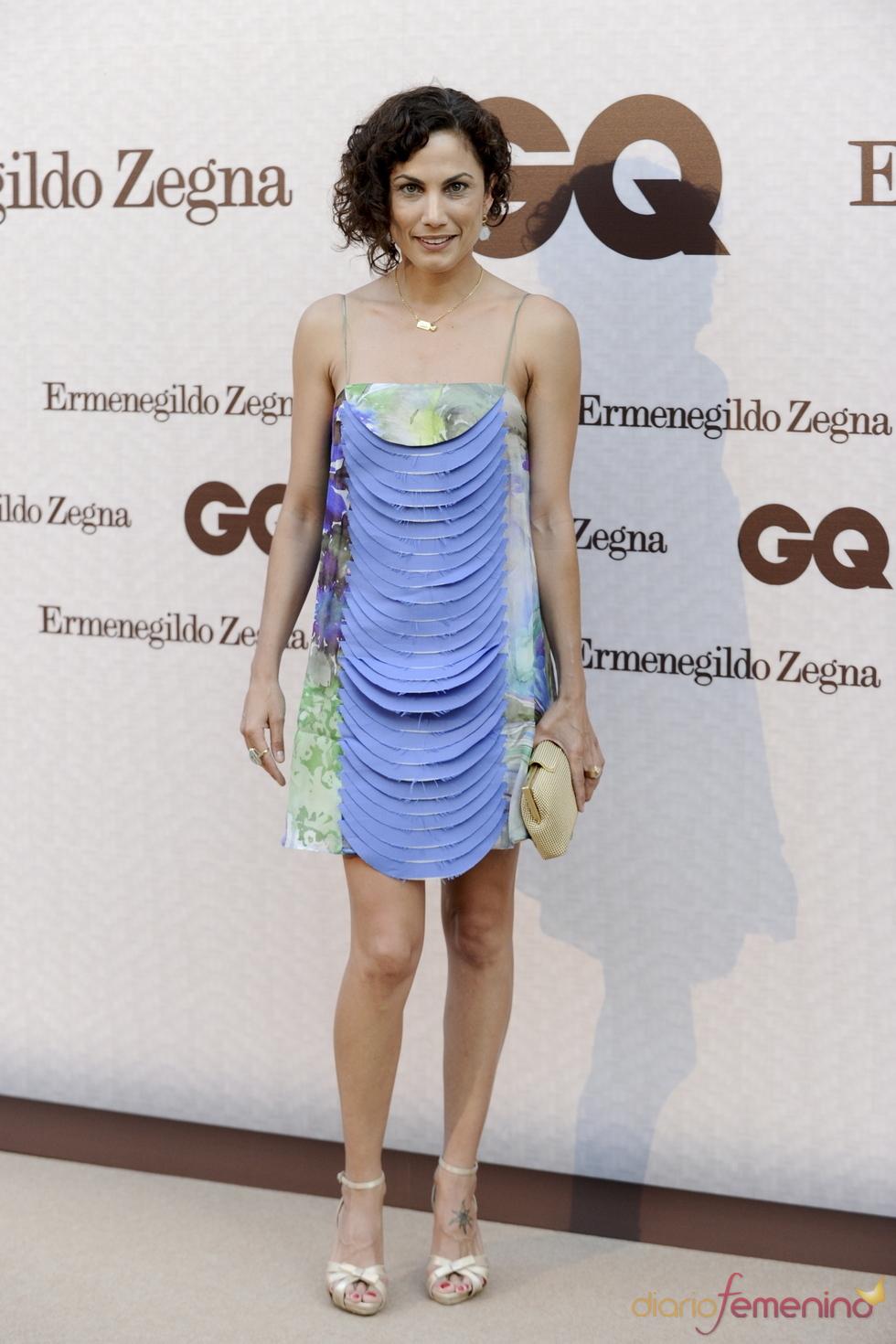 Toni Acosta asiste a los Premios GQ a los Hombres más Elegantes 2011