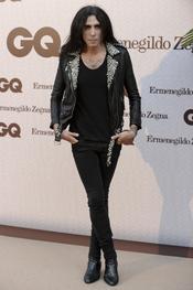 Mario Vaquerizo asiste a los Premios GQ a los Hombres más Elegantes 2011