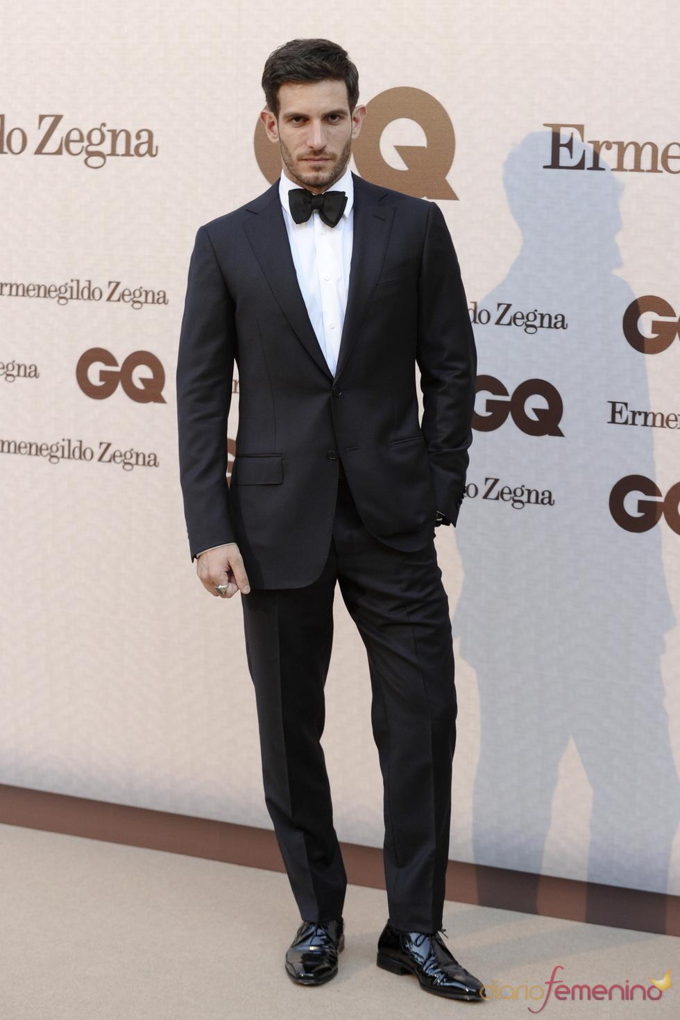 Quim Gutiérrez asiste a los Premios GQ a los Hombres más Elegantes 2011