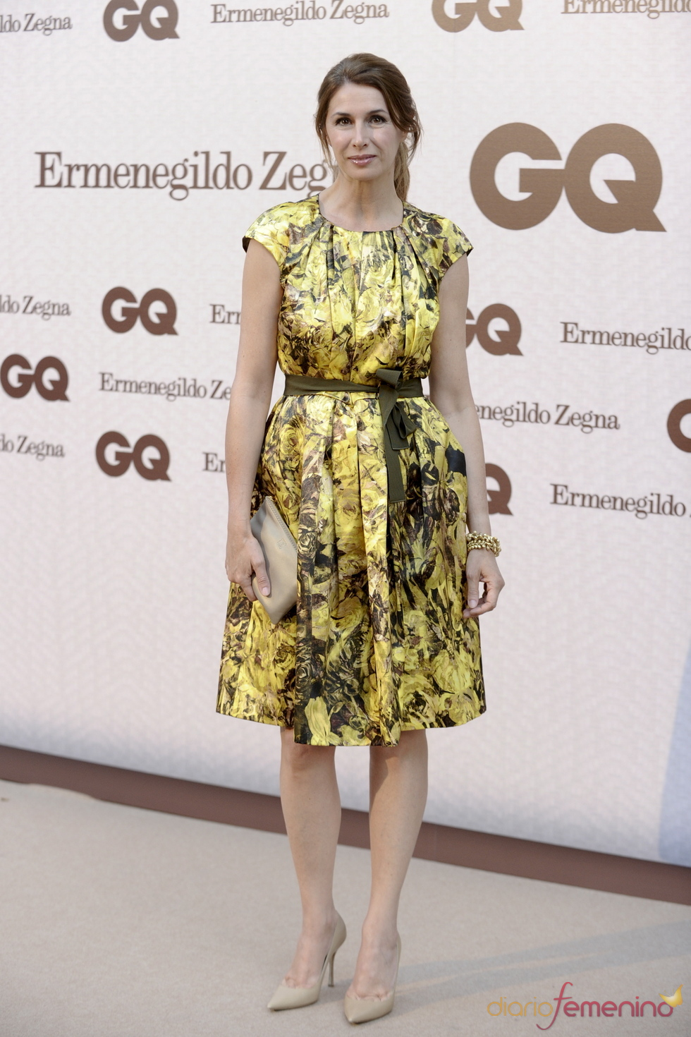 Ana García asiste a los Premios GQ a los Hombres más Elegantes 2011