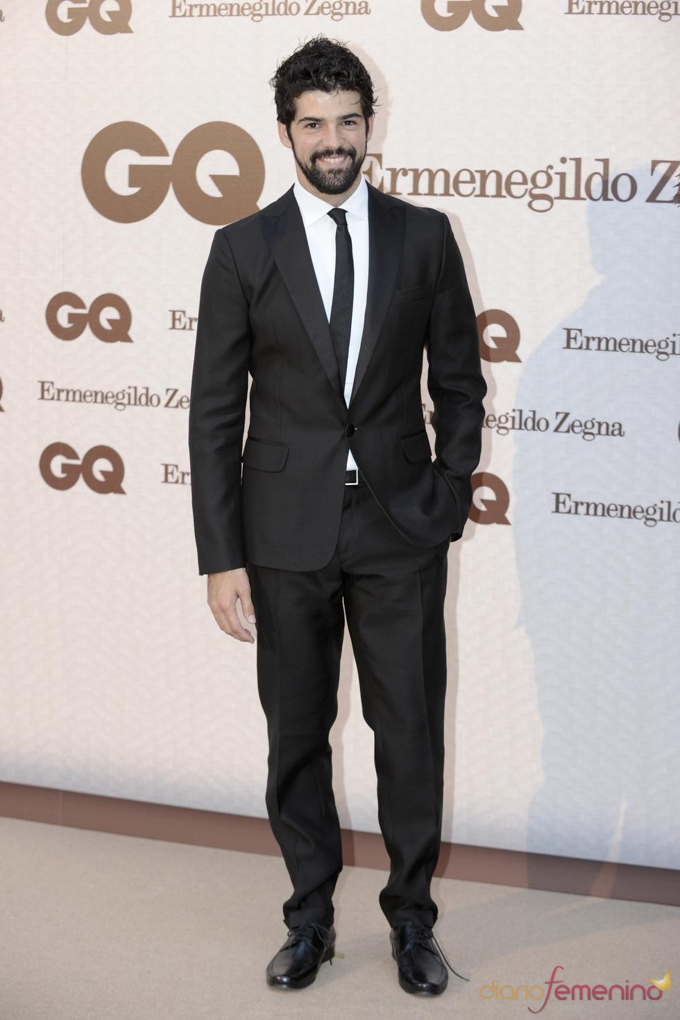 Miguel Ángel Muñoz asiste a los Premios GQ a los Hombres más Elegantes 2011