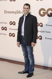 Darío Barrios asiste a los Premios GQ a los Hombres más Elegantes 2011
