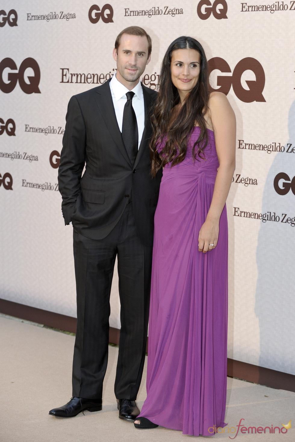 Joseph Fiennes en los Premios GQ de los Hombres más Elegantes 2011