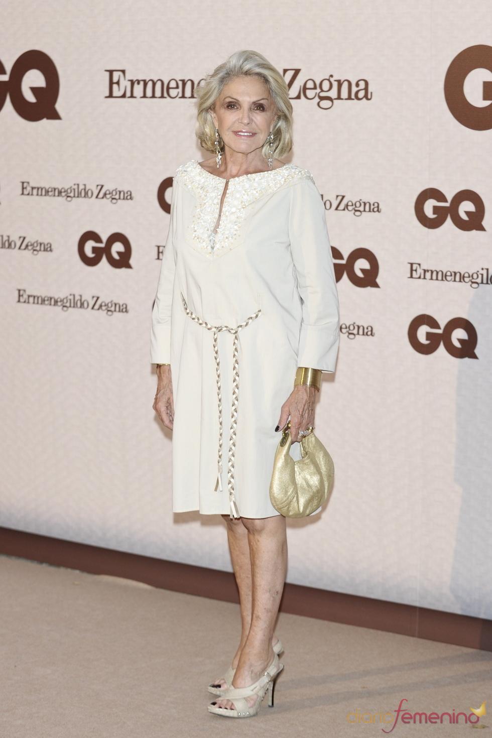 Beatriz de Orleans asiste a los Premios GQ a los Hombres más Elegantes 2011