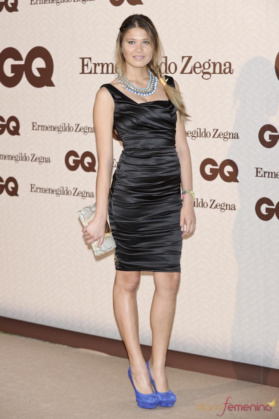 Carla Pereira asiste a los Premios GQ de los Hombres más Elegantes 2011