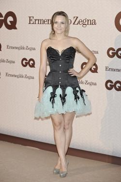 Aura Garrido en los Premios GQ a Los Hombres más Elegantes 2011
