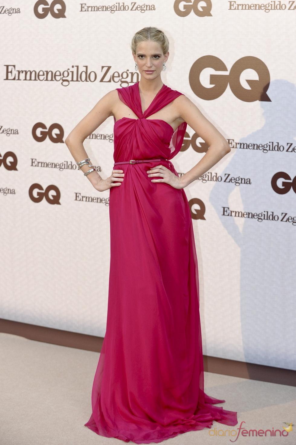 Teresa Baca asiste a los Premios GQ a los Hombres más Elegantes 2011