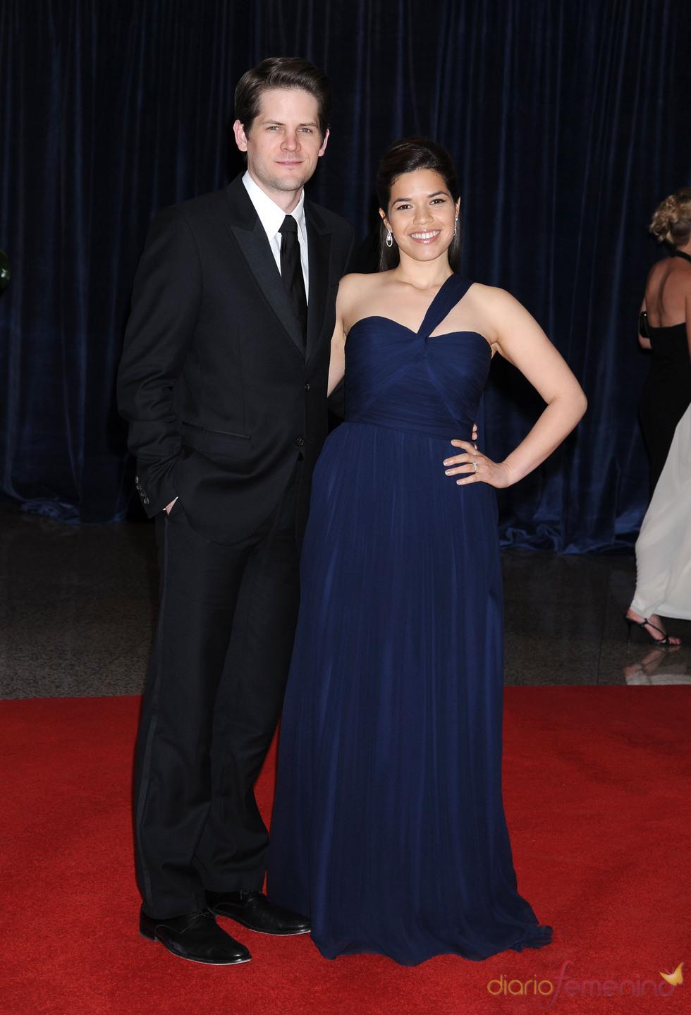 America Ferrera y Ryan Piers Williams se han casado