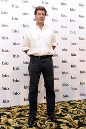 Cayetano Martínez de Irujo en la presentación de su documental