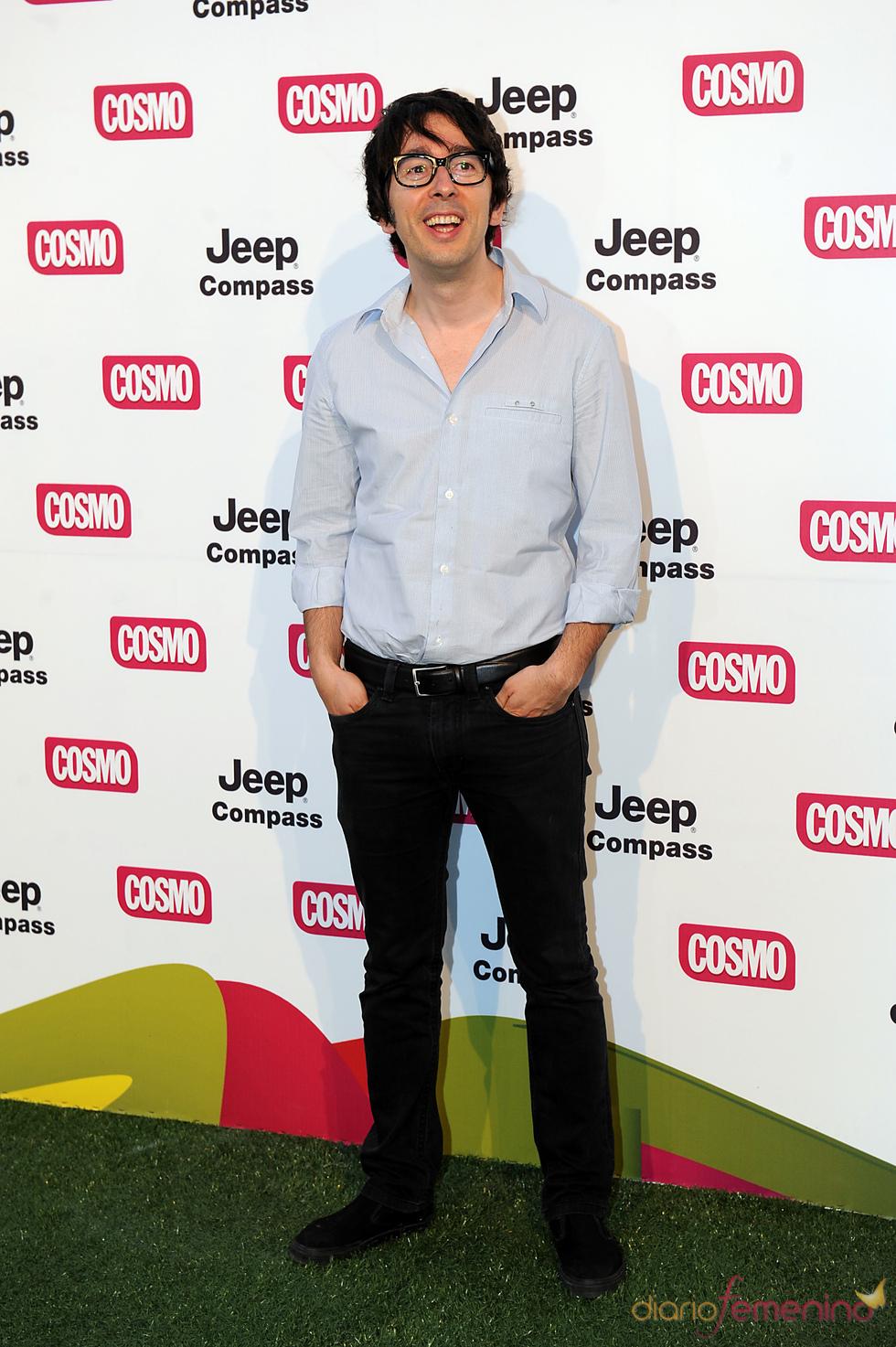 Flipy en los Premios Pétalo de Cosmopólitan-2011