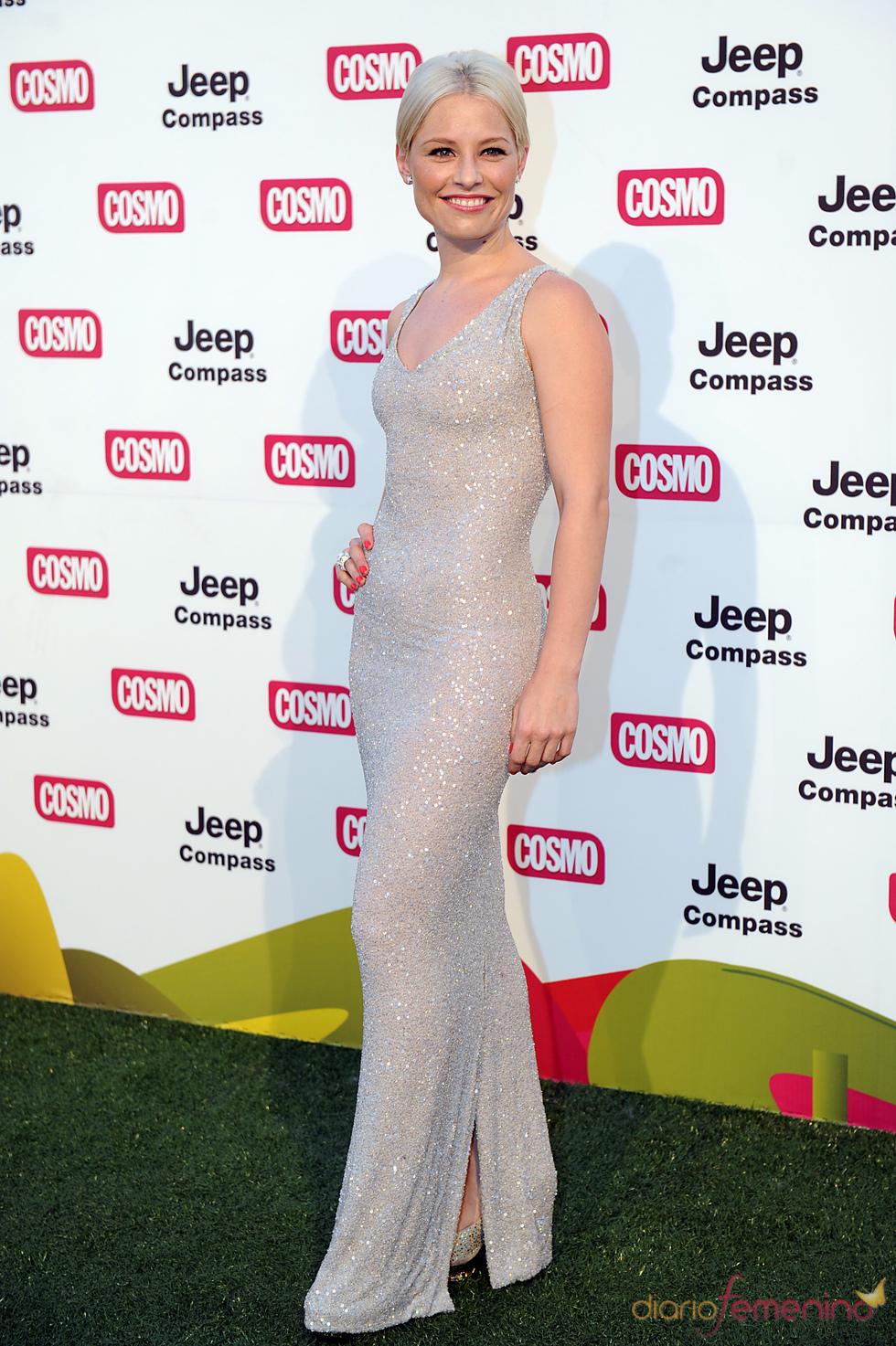 Soraya de OT en los Premios Pétalo de Cosmopólitan 2011