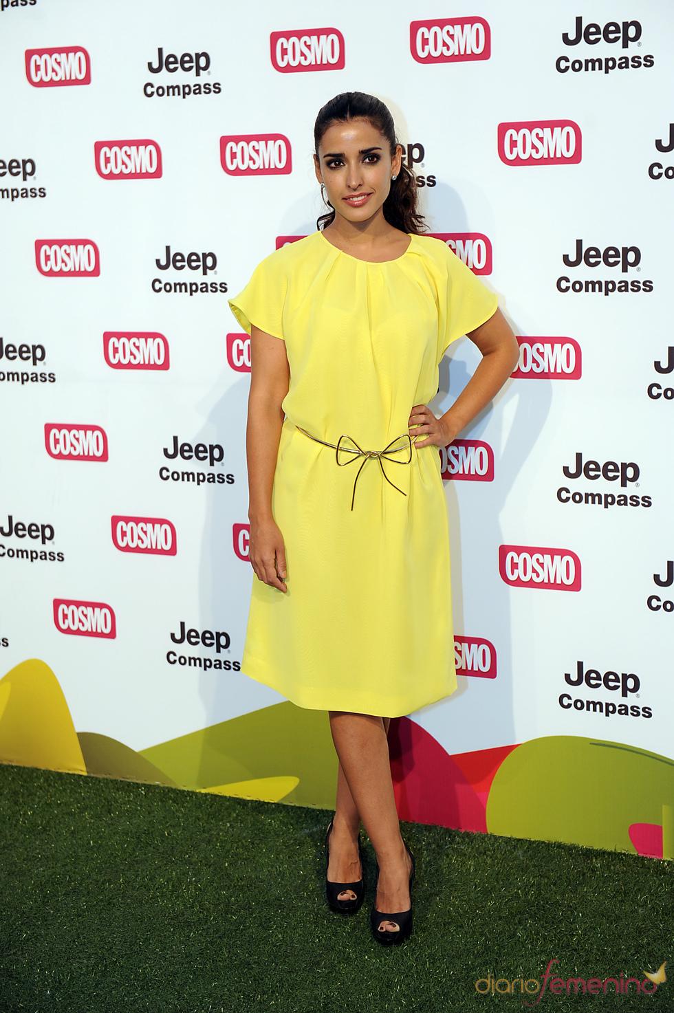 Inma Cuesta en los Premios Pétalo de Cosmopolitan 2011