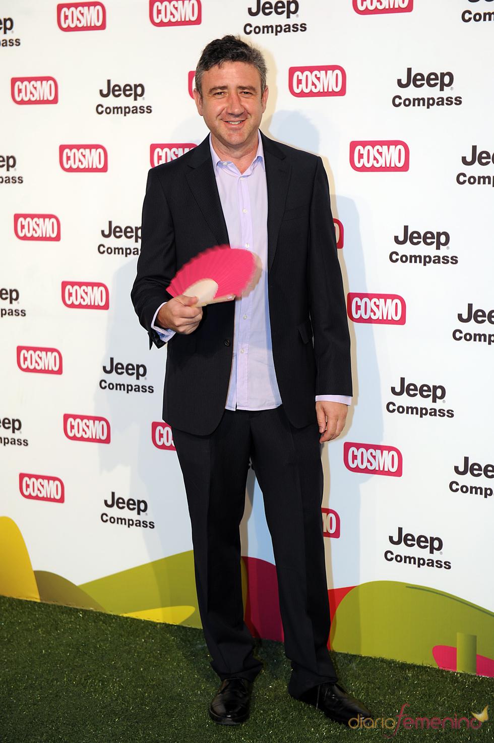 Ramón Arangüena en los Premios Pétalo de Cosmopólitan 2011
