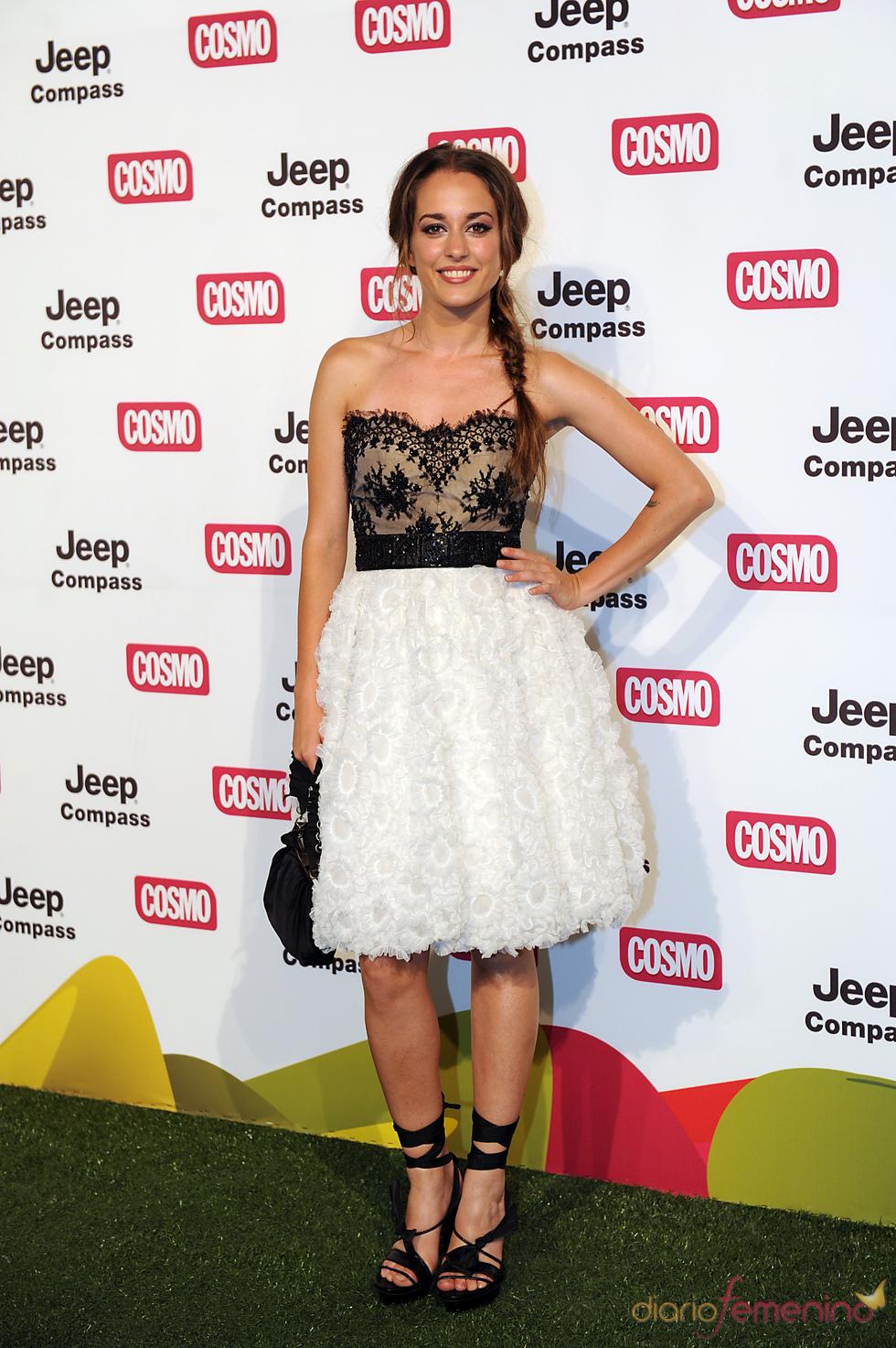 Silvia Alonson en los Premios Pétalo de Cosmopólitan 2011