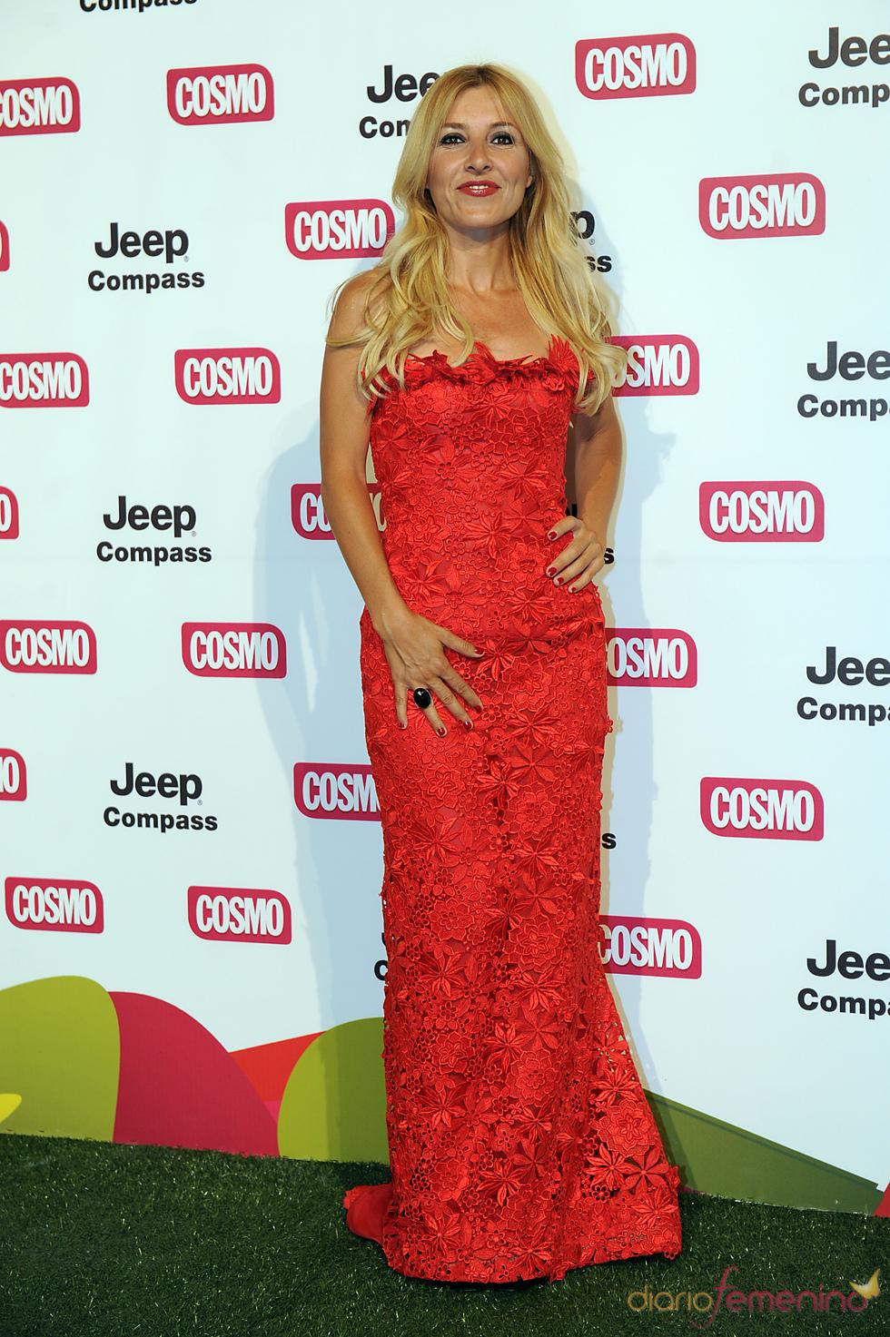 Cayetana Guillén Cuervo en los Premios de Cosmopólitan 2011