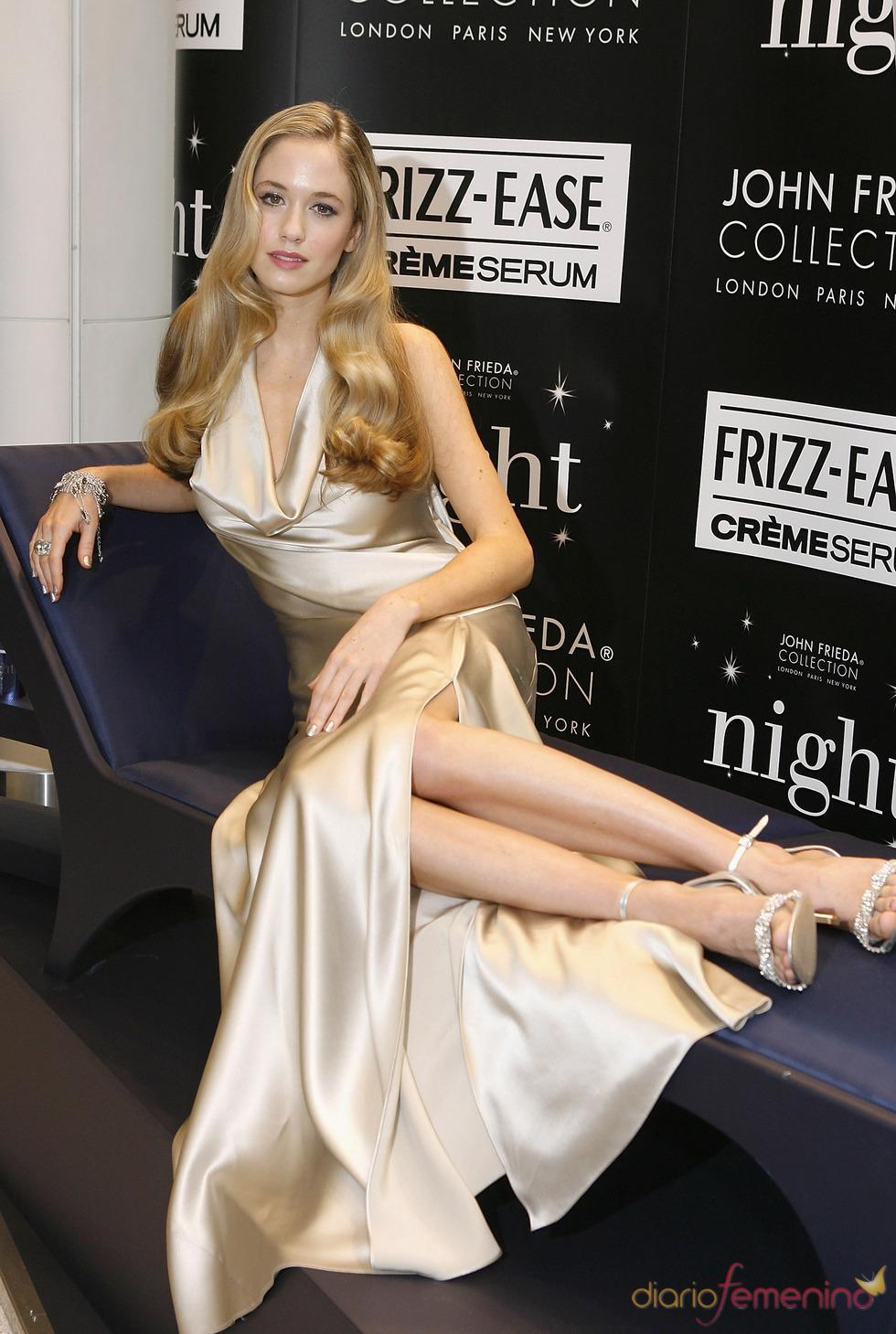 La modelo Florence Brudenell-Bruce