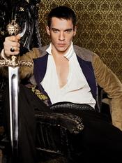 Jonathan Rhys-Meyers en una imagen promocional de 'Los Tudor'