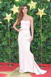 Ariadne Artiles en la Fiesta 25 Aniversario de 'Elle'