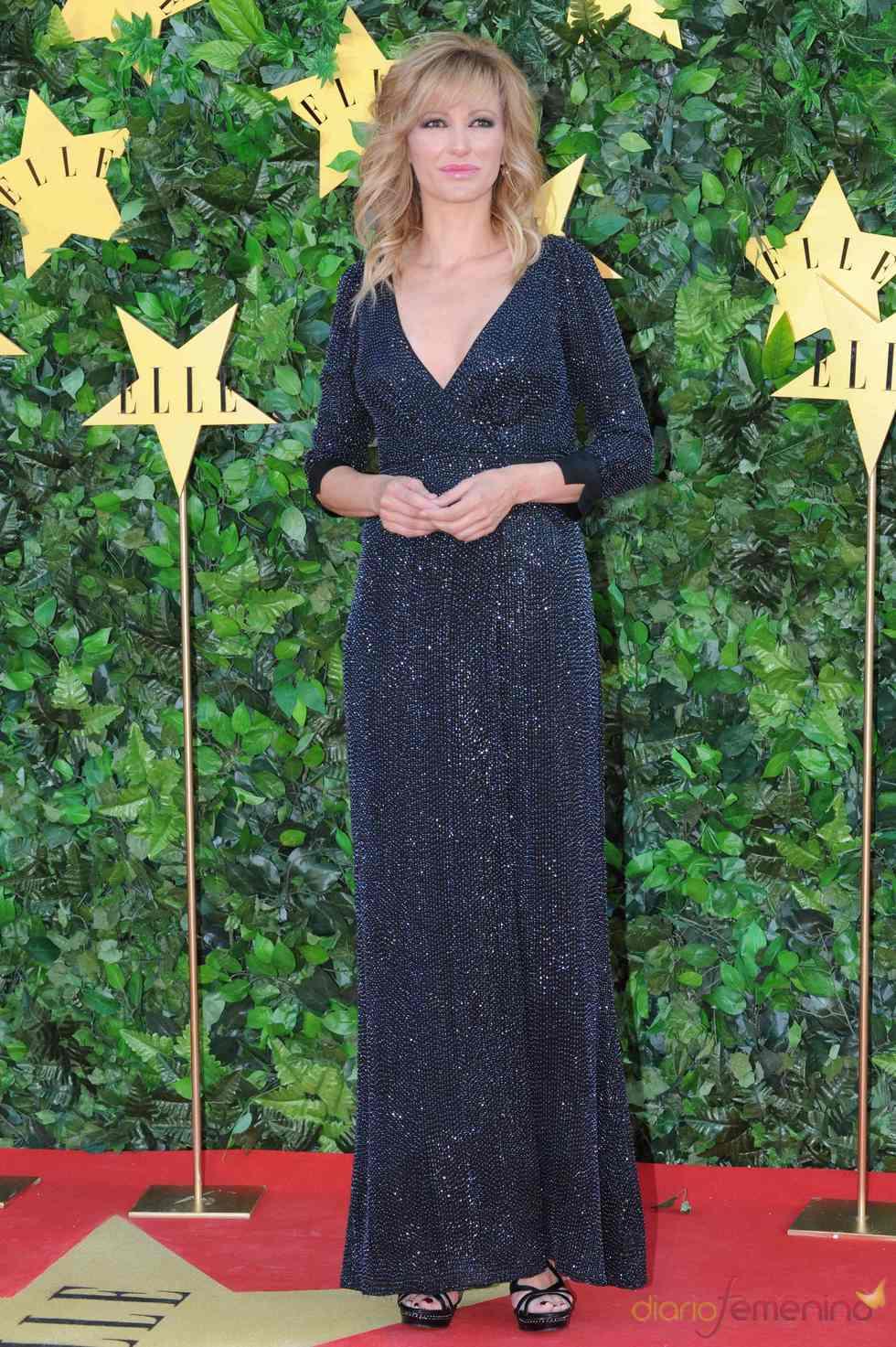 Susana Griso en la Fiesta 25 Aniversario de 'Elle'