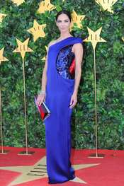 Eugenia Silva en la Fiesta Aniversario de 'Elle'