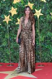 Sara Carbonero en la Fiesta 25 Aniversario de 'Elle'