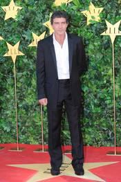 Antonio Banderas en la Fiesta 25 Aniversario de 'Elle'